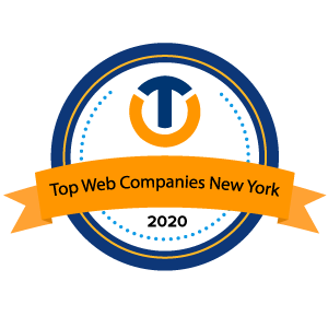 Top Web Companies New York 2020