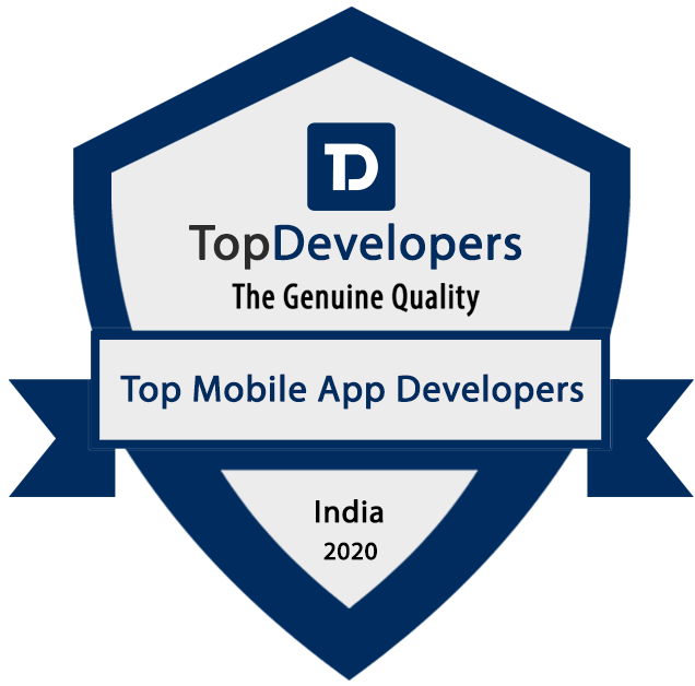 Badge-Top Mobile App Developers-India