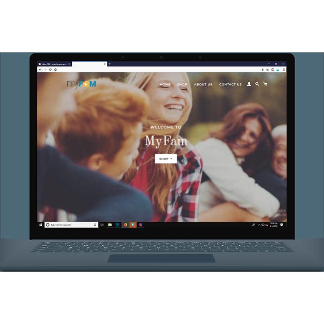 MyFam Website